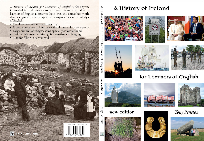 A History of Ireland for Learners of English - pdf preview